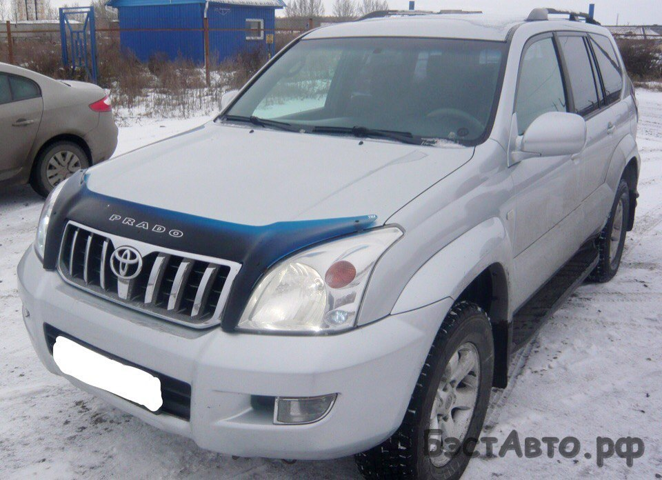Land Cruiser Prado 2006