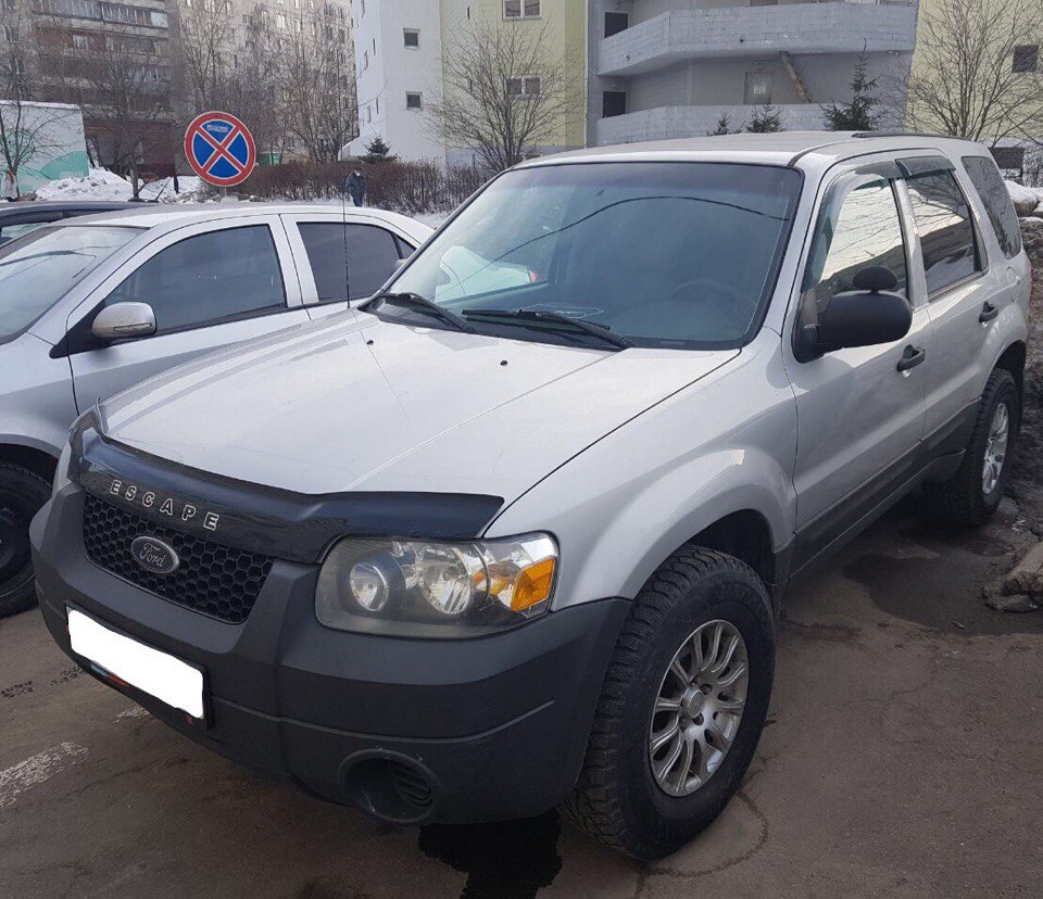 Ford Escape для Сергея