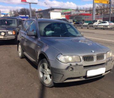 BMW X3 для Сергея из г. Омск