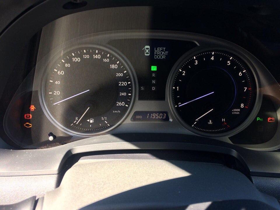 Lexus IS 250 для Антона