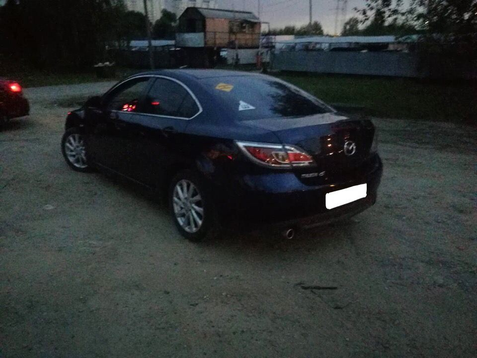 Mazda 6 для Дмитрия