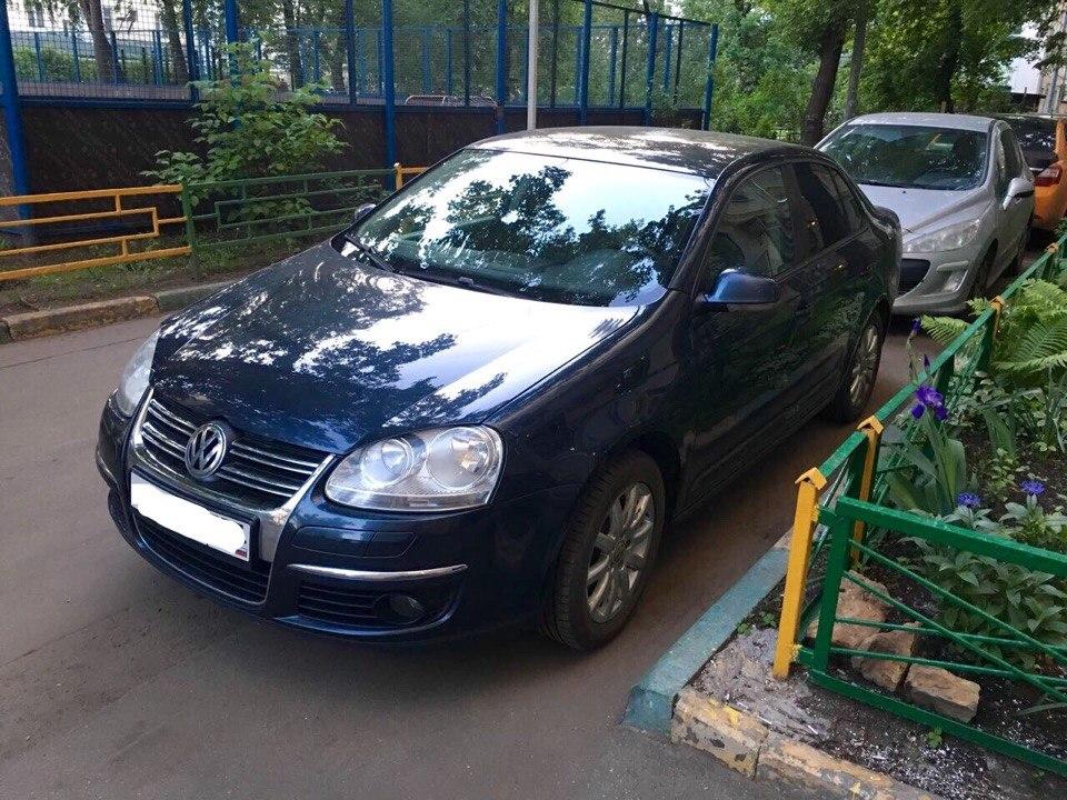 Volkswagen Jetta для Александра из города Тольятти