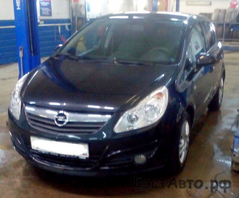 Opel Corsa 1.4 МТ 2008г