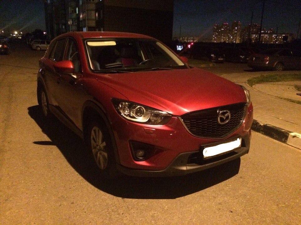 «Подбор автомобиля под ключ» Mazda CX-5 для Анны.