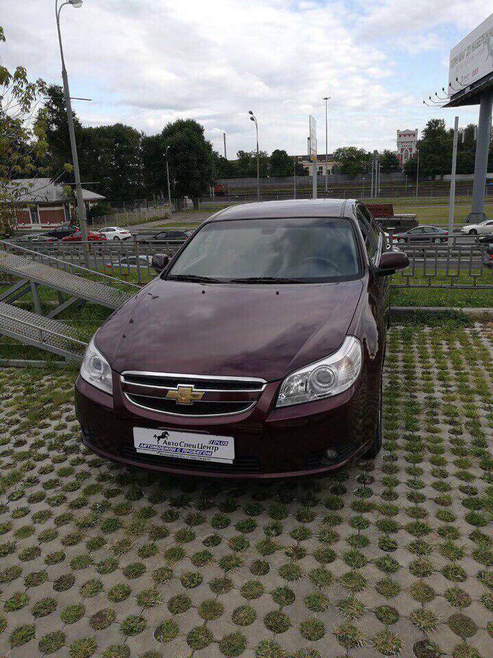 Подбор автомобиля под ключ Chevrolet Epica