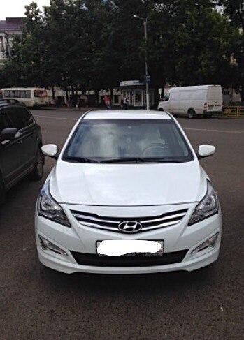 Подбор автомобиля под ключ Hyundai Solaris