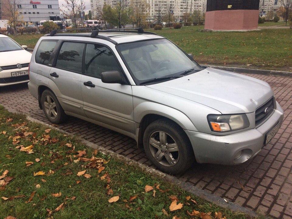 Subaru Forester Для Михаила