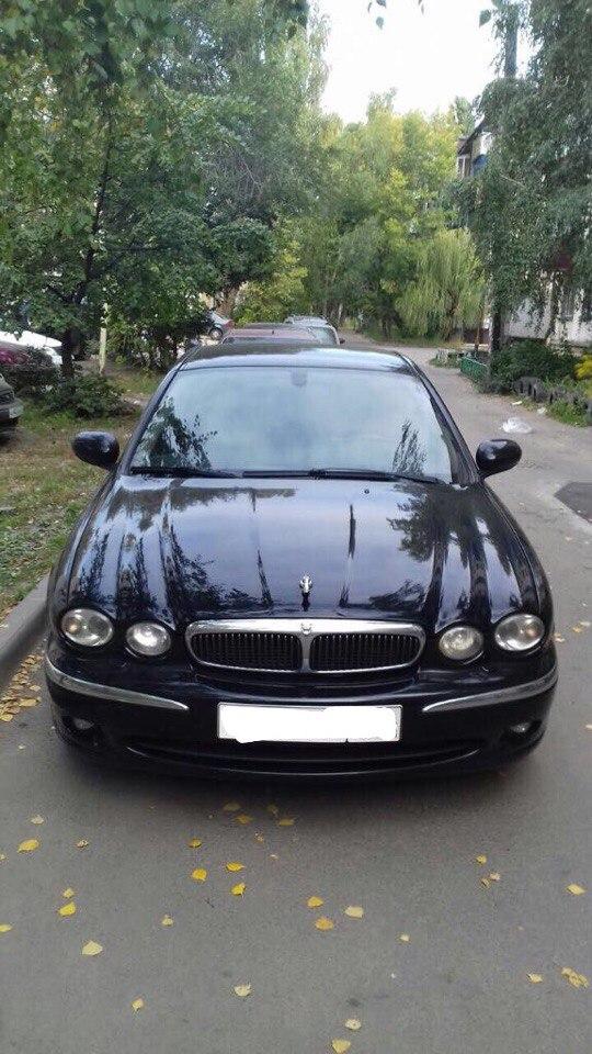 Jaguar для Стаса.