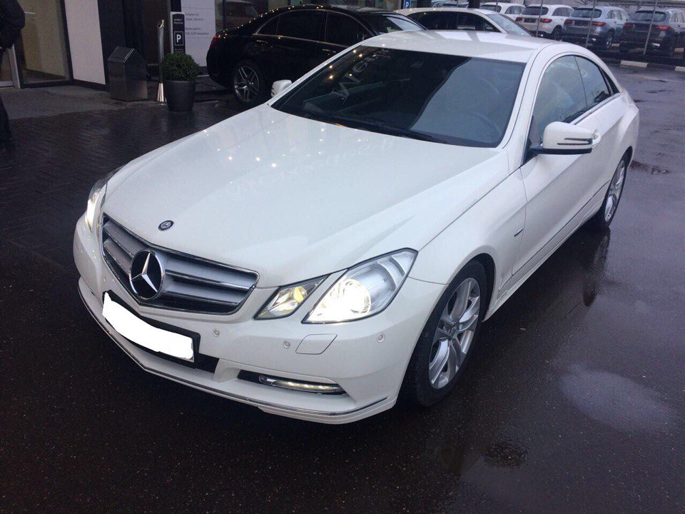 Mercedes-Benz для Владимира.