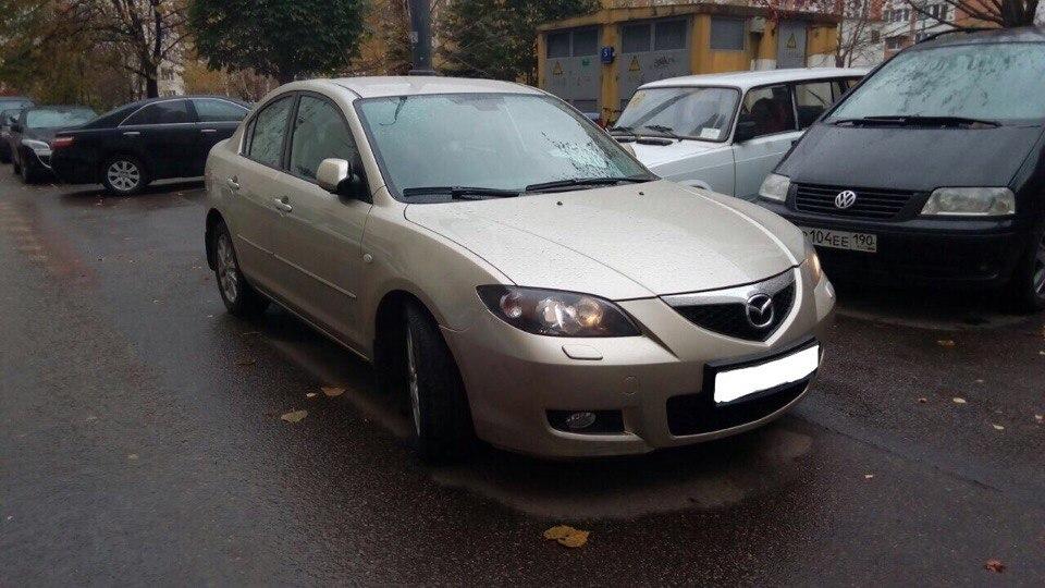 Mazda 3 для Евгения.