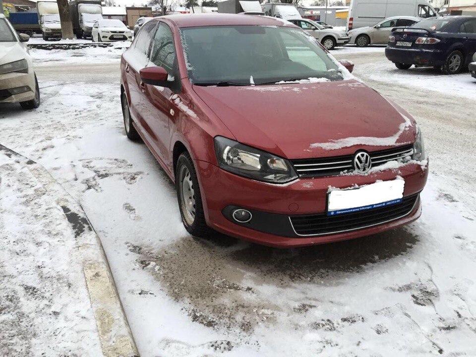 Подбор автомобиля под ключ Volkswagen Polo