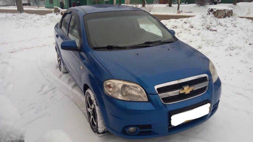 Подбор автомобиля под ключ Chevrolet Aveo