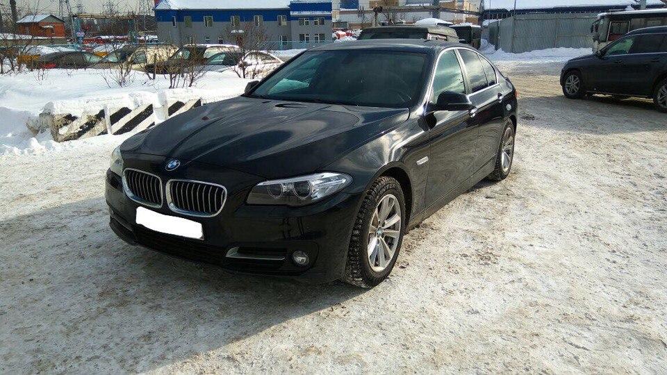 Подбор автомобиля под ключ BMW 5-Series xDrive