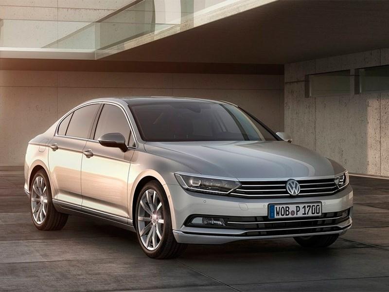 Passat стала наиболее желанной машиной от Volkswagen на вторичном отечественном рынке