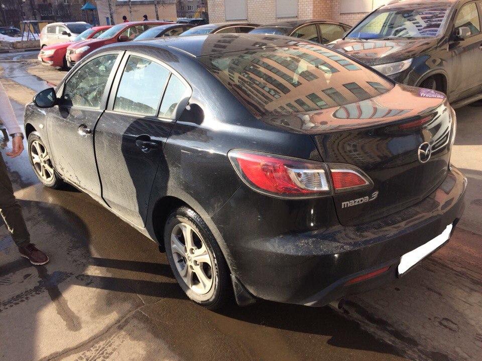 Подбор автомобиля под ключ Mazda 3 для Алексея