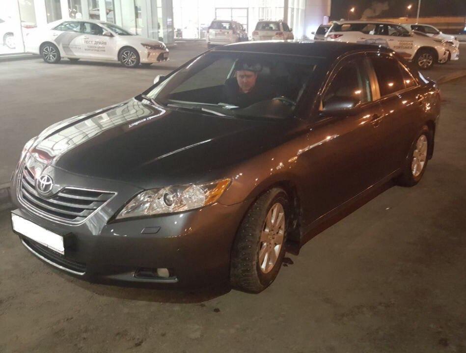 Подбор автомобиля Toyota Camry под ключ для Максима