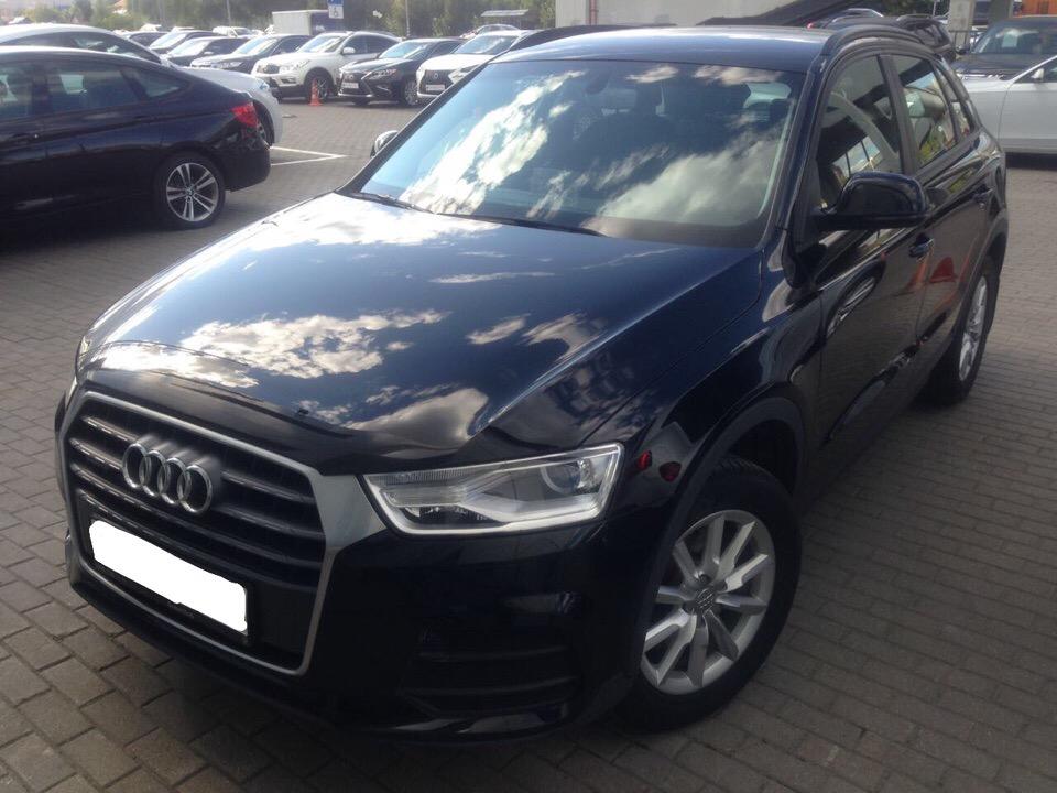 Подбор Автомобиля Audi Q3 под ключ для Виктора и Анны