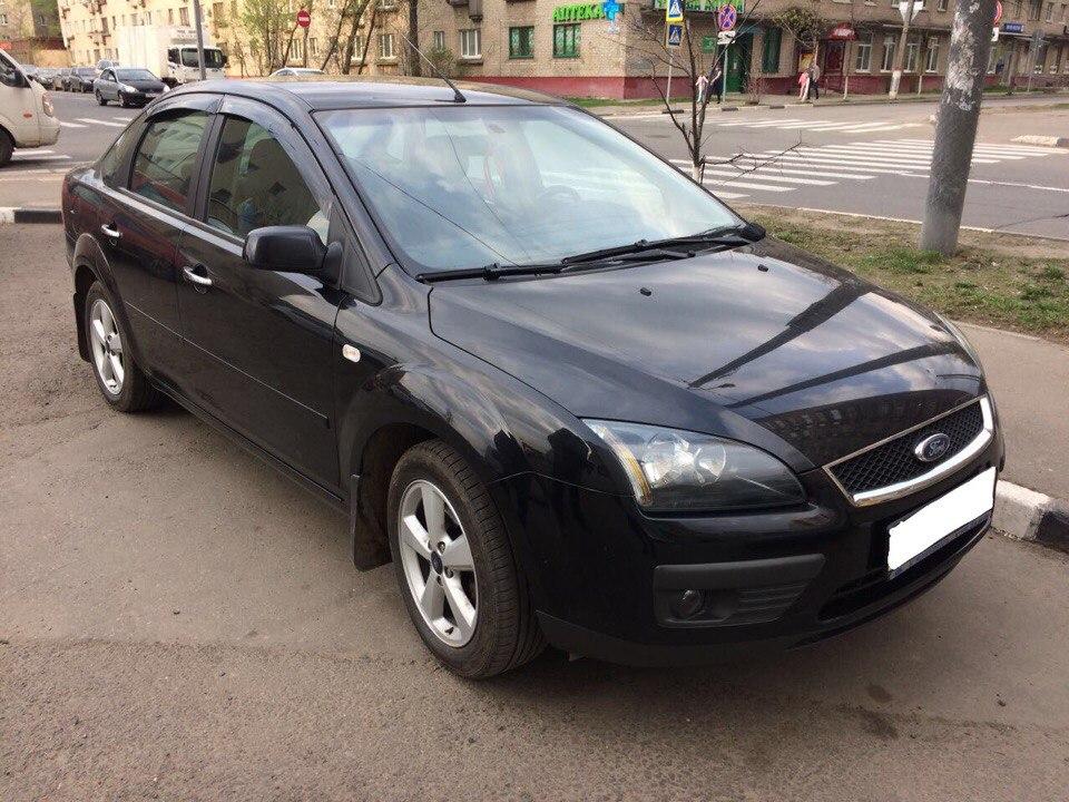 Подбор автомобиля Ford Focus под ключ для Евгения