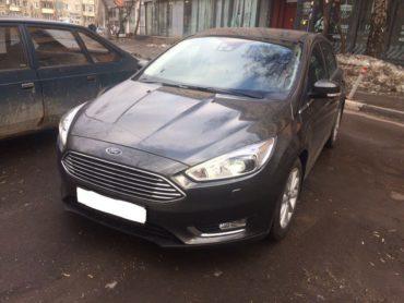 Ford Focus lll для Кирилла