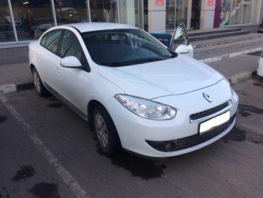 Renault Fluence для Антона