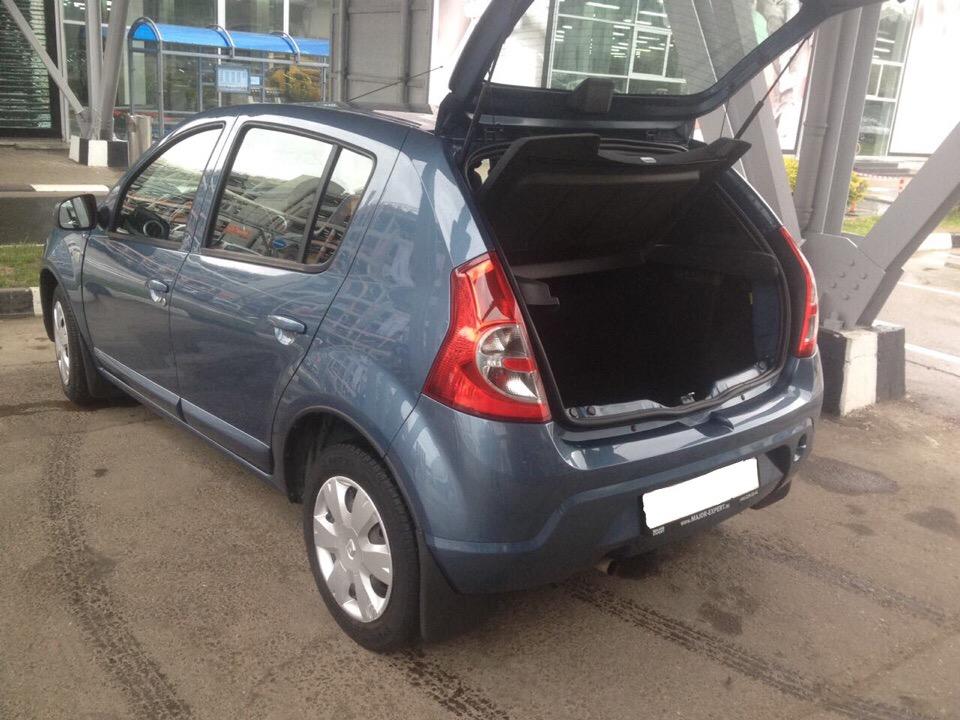 Подбор автомобиля под ключ Renault Sandero для Веры