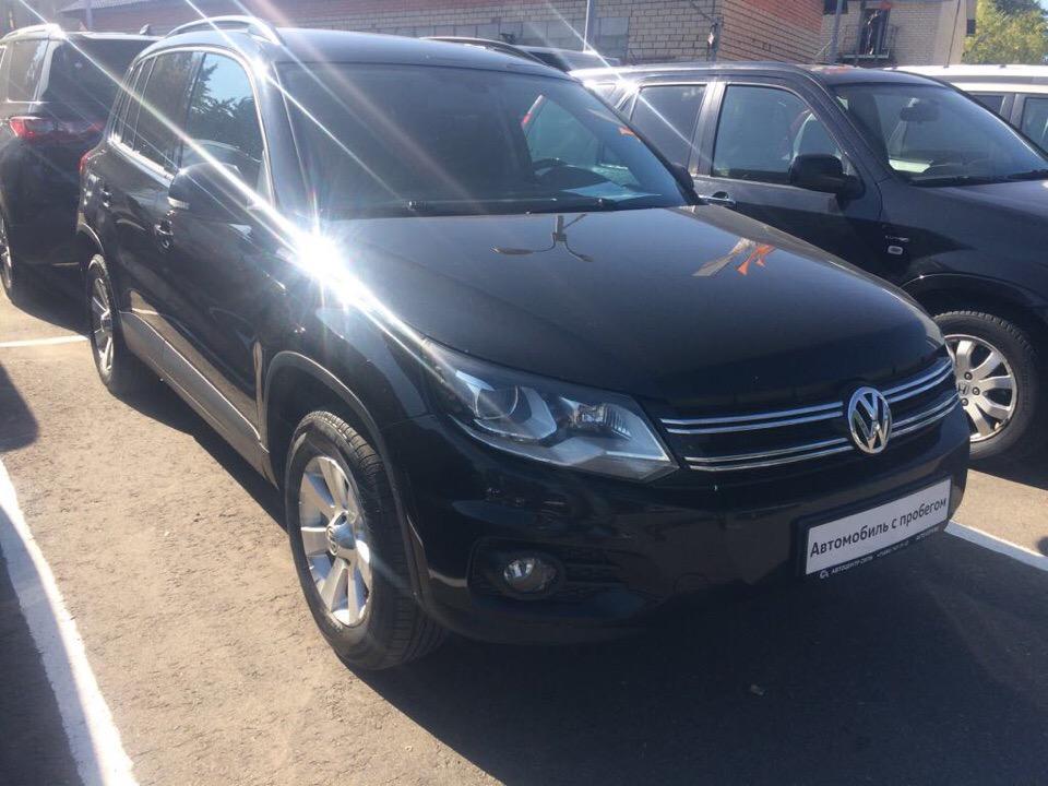 Подбор Автомобиля Volkswagen Tiguan под ключ для Андрея