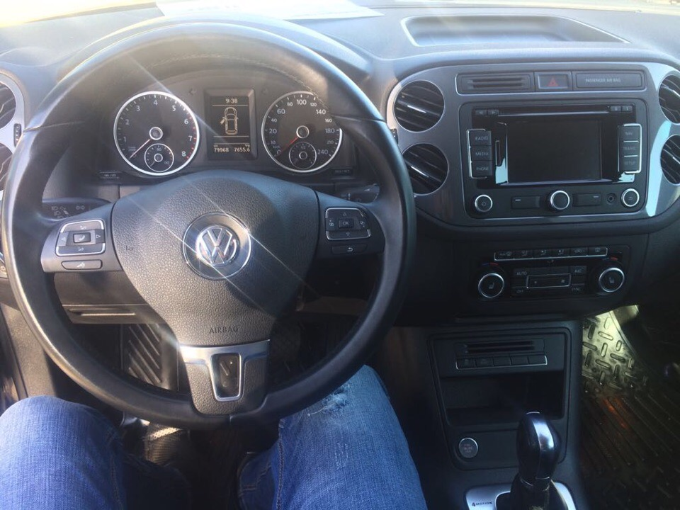 Volkswagen Tiguan для Андрея