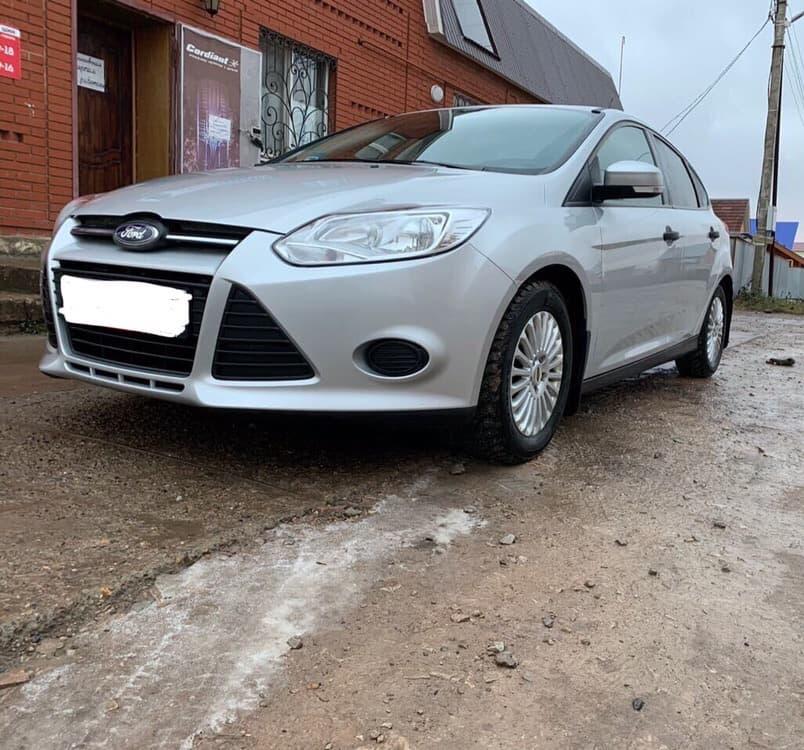 Подбор автомобиля Ford Focus lll под ключ для Владимира