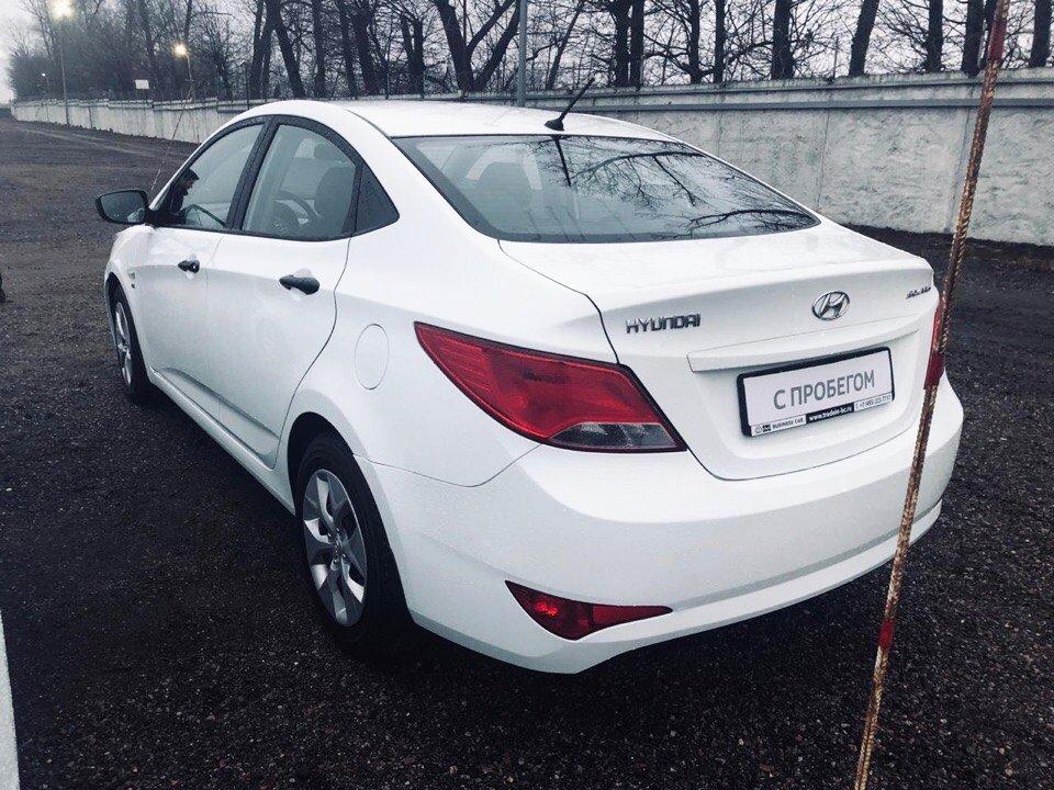 Hyundai Solaris под ключ для Ильи