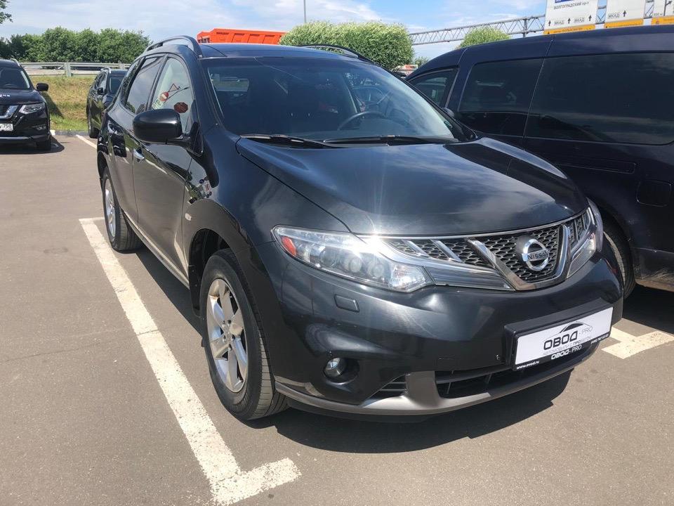 Подбор автомобиля Nissan Murano
